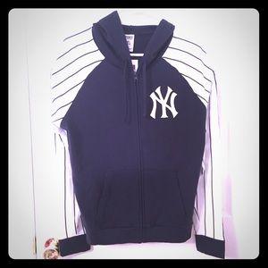 PINK Full-Zip New York Yankees Jacket